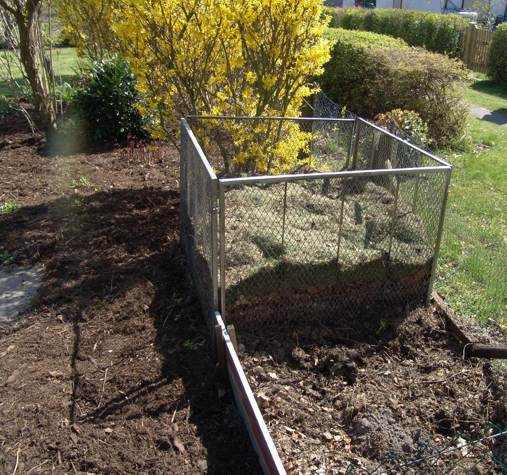 die seele eines jeden gartens ist der komposthaufen